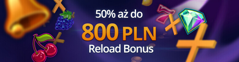 Energy Casino bonus reload