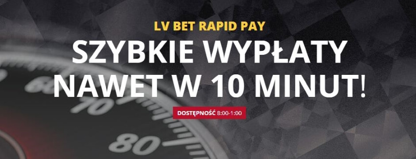 LV bet Rapid Pay